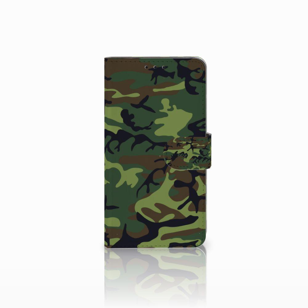 Huawei Honor 6X Boekhoesje Design Army Dark