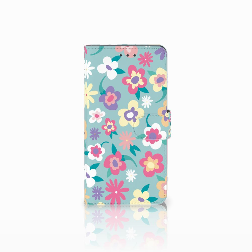 Huawei Mate 8 Boekhoesje Design Flower Power