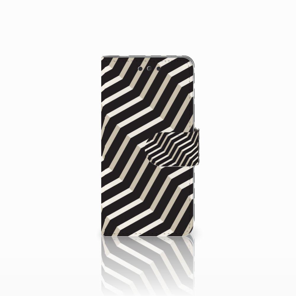 Samsung Galaxy A3 2016 Bookcase Illusion