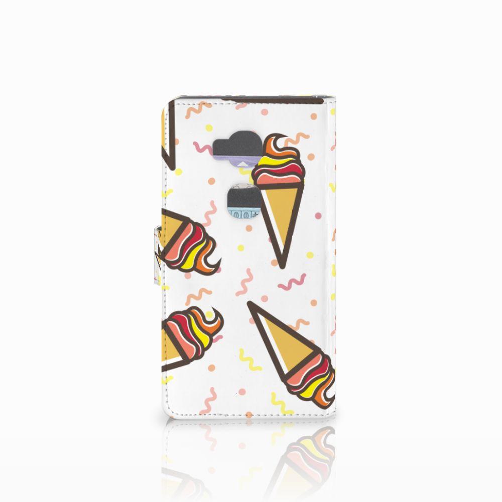 Huawei Honor 5X Book Cover Icecream