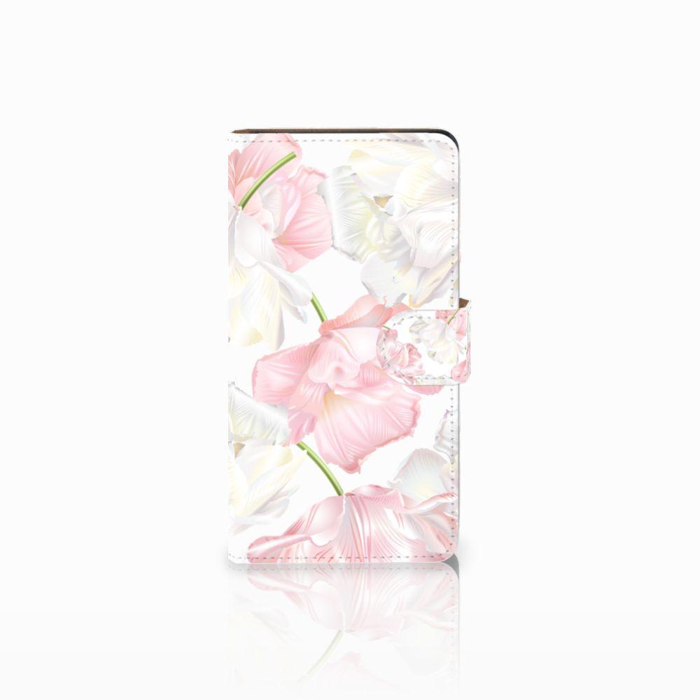 Huawei Ascend G700 Boekhoesje Design Lovely Flowers