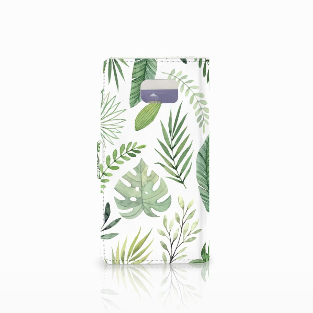 Samsung Galaxy Note 5 Hoesje Leaves