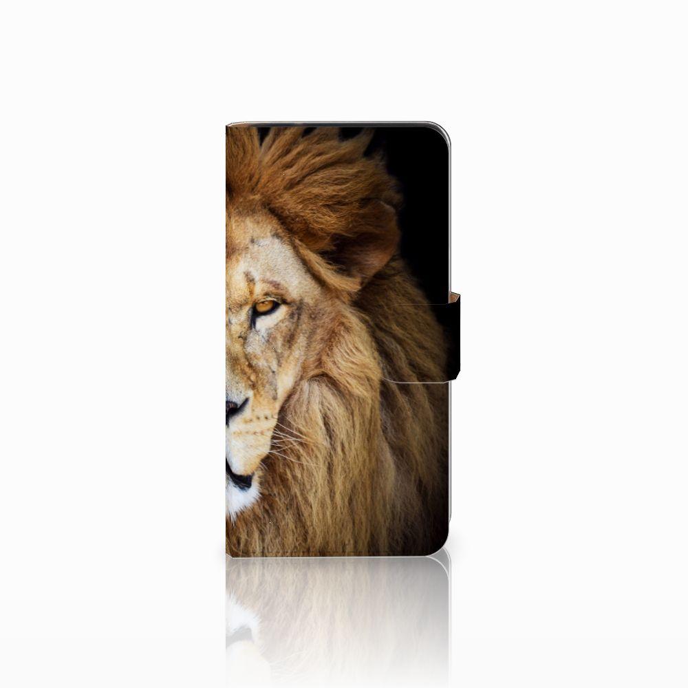 Samsung Galaxy J2 2016 Boekhoesje Design Leeuw
