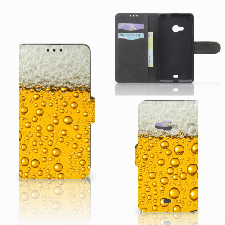 Microsoft Lumia 535 Book Cover Bier