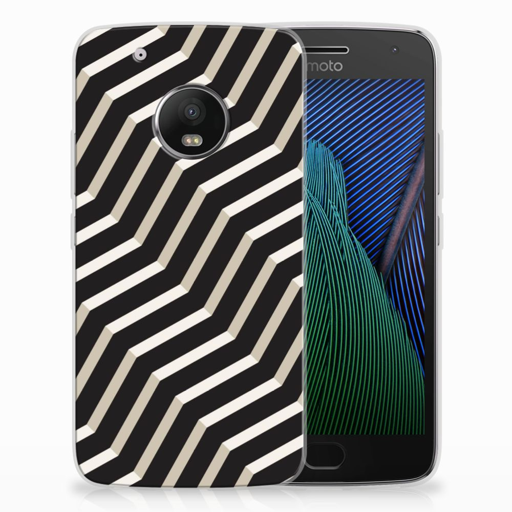 Motorola Moto G5 Plus TPU Hoesje Illusion