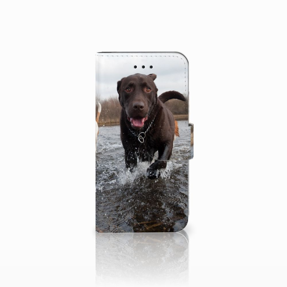 Apple iPhone X | Xs Boekhoesje Design Honden