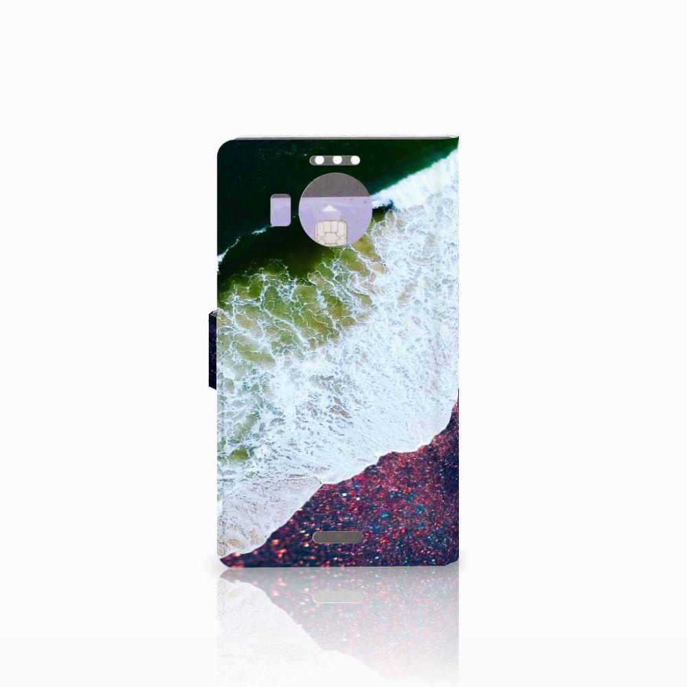 Microsoft Lumia 950 XL Bookcase Sea in Space