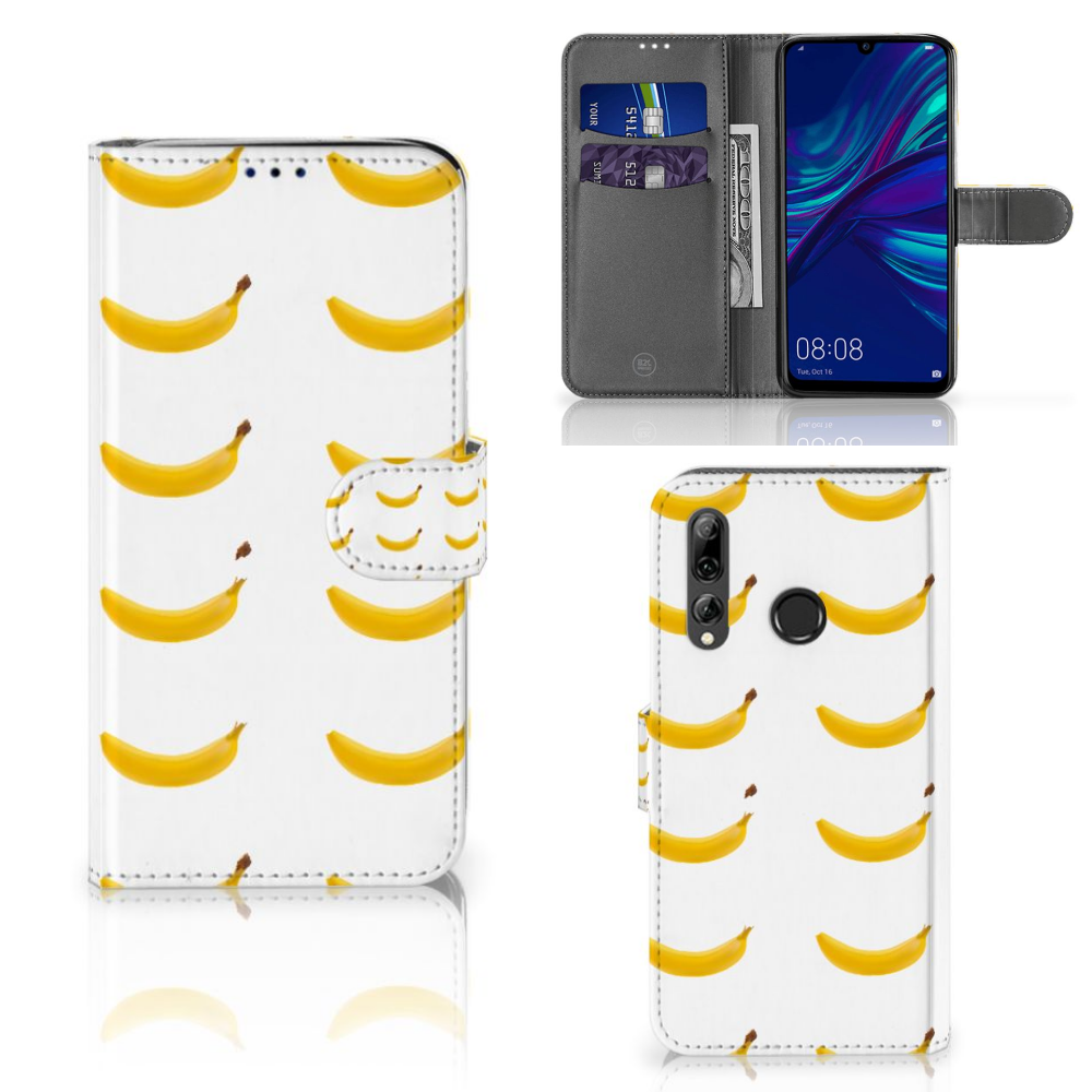 Huawei P Smart 2019 Book Cover Banana