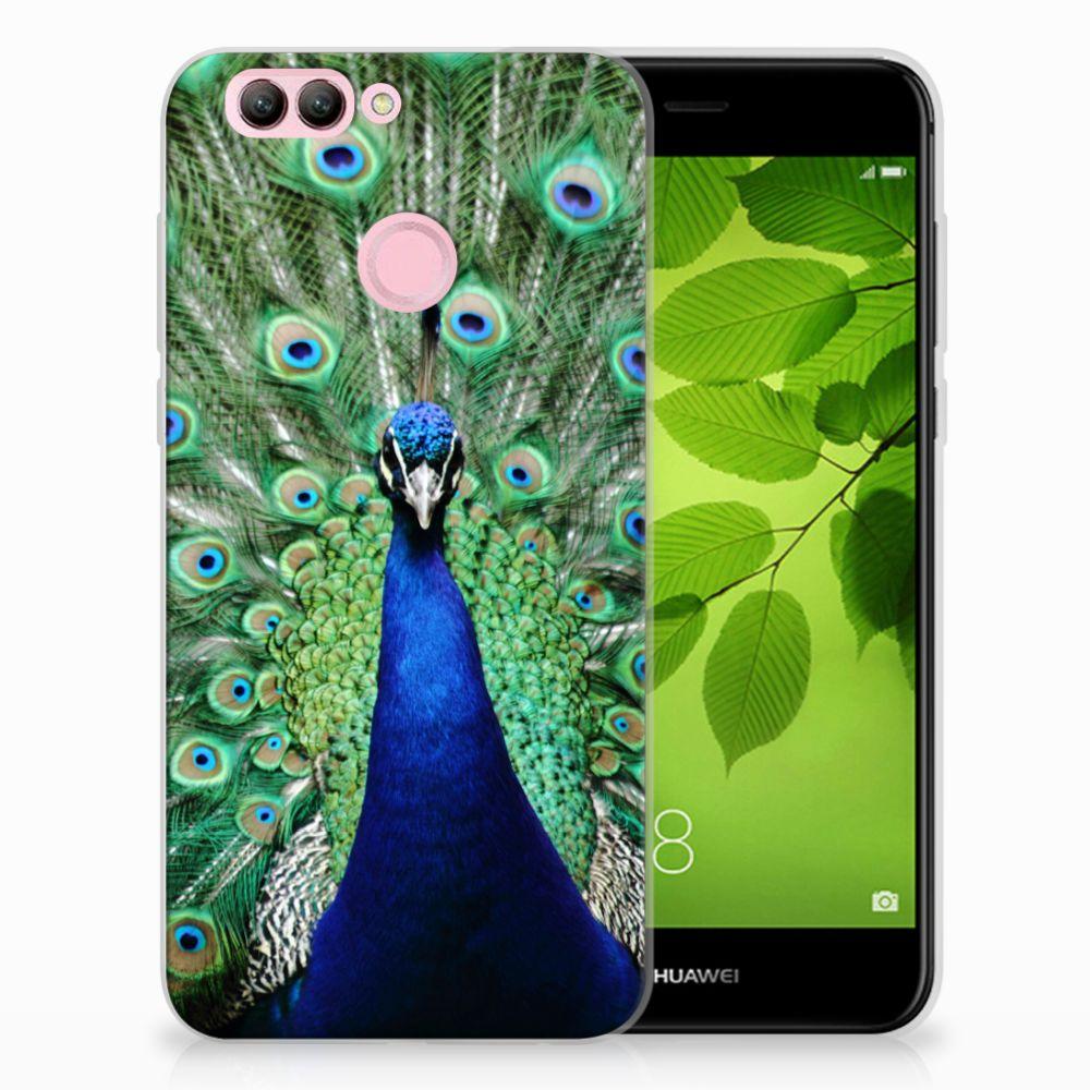 Huawei Nova 2 TPU Hoesje Design Pauw