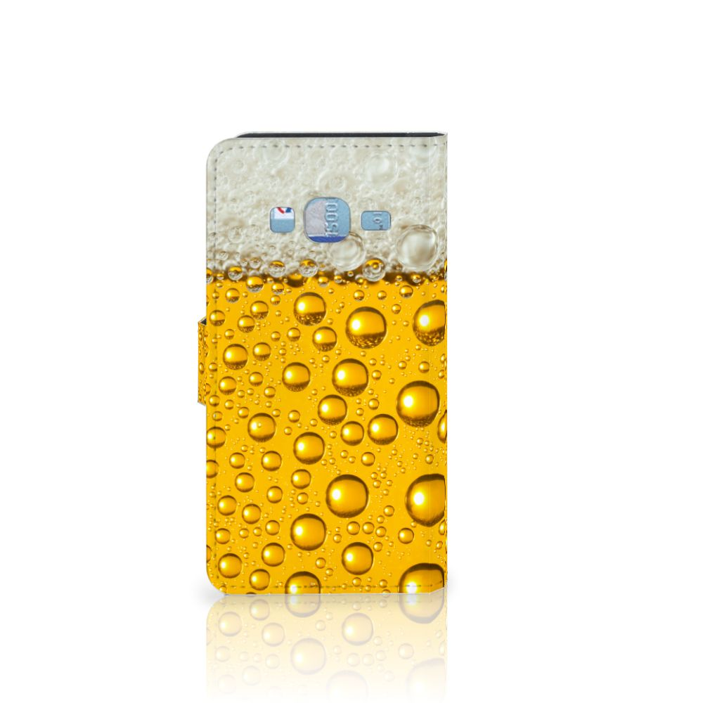Samsung Galaxy J3 2016 Book Cover Bier