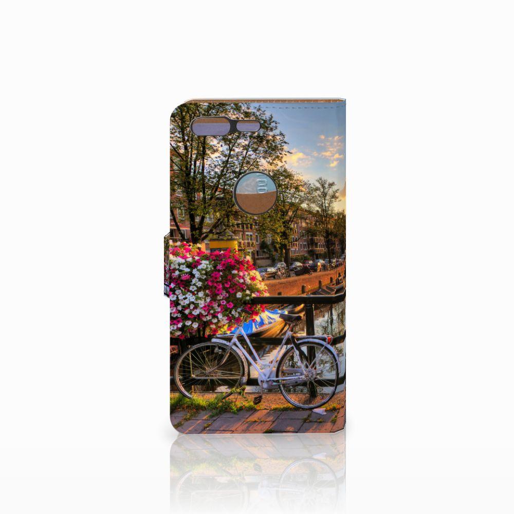 Google Pixel Flip Cover Amsterdamse Grachten