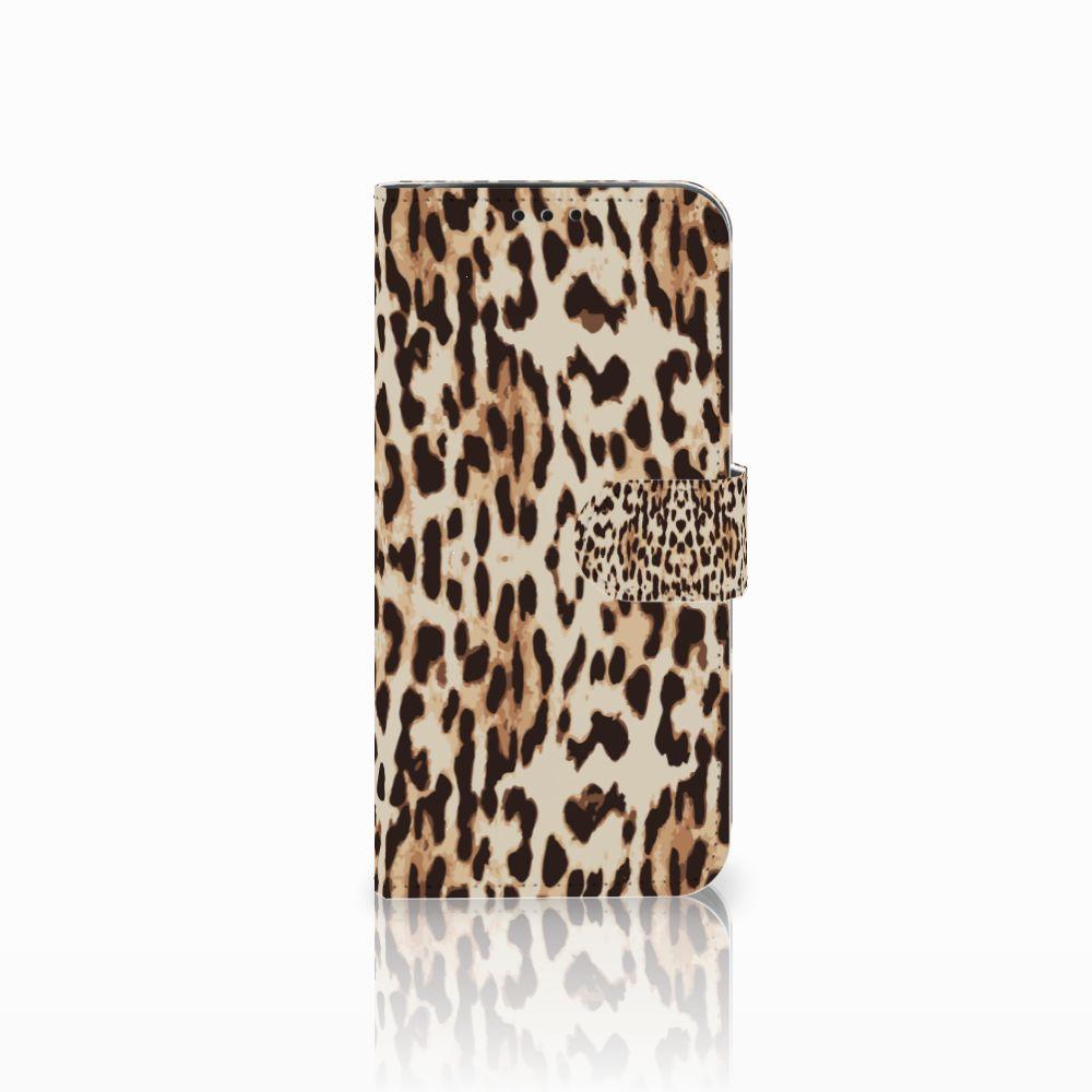 Xiaomi Pocophone F1 Uniek Boekhoesje Leopard
