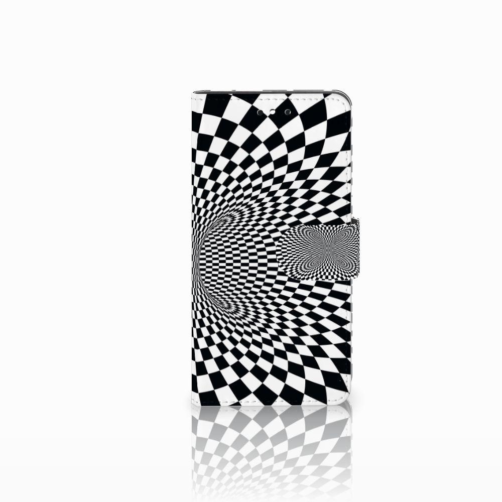 Huawei P8 Lite Smart (GR3) Bookcase Illusie
