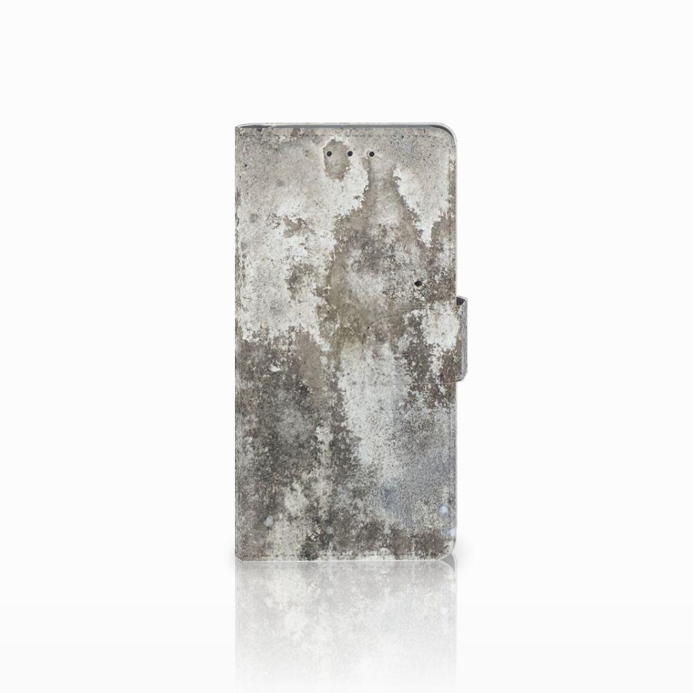 Samsung Galaxy Grand Prime | Grand Prime VE G531F Boekhoesje Design Beton
