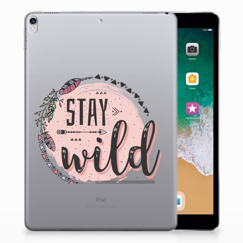 Apple iPad Pro 10.5 Tablet Back Cover Boho Stay Wild