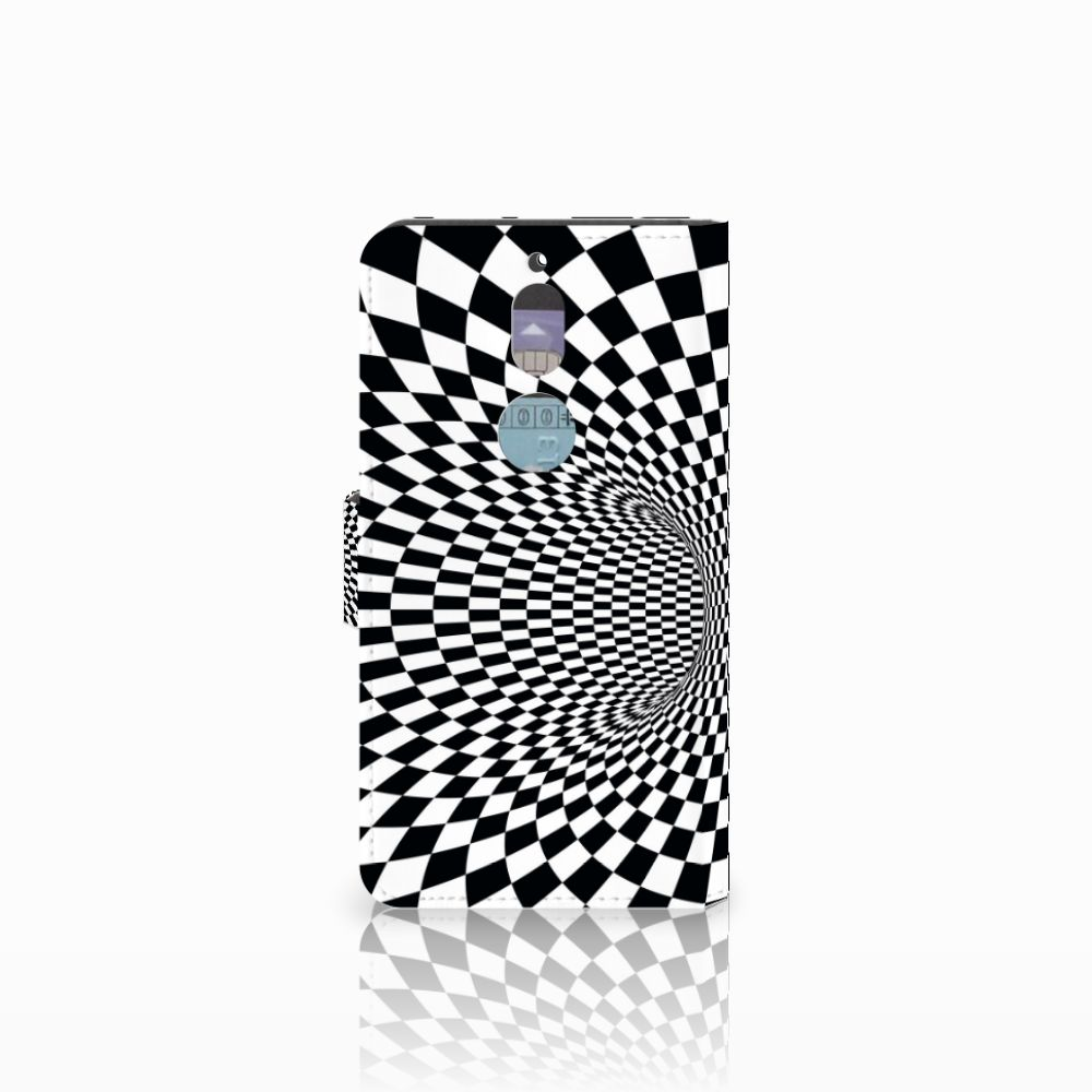 Nokia 7 Bookcase Illusie