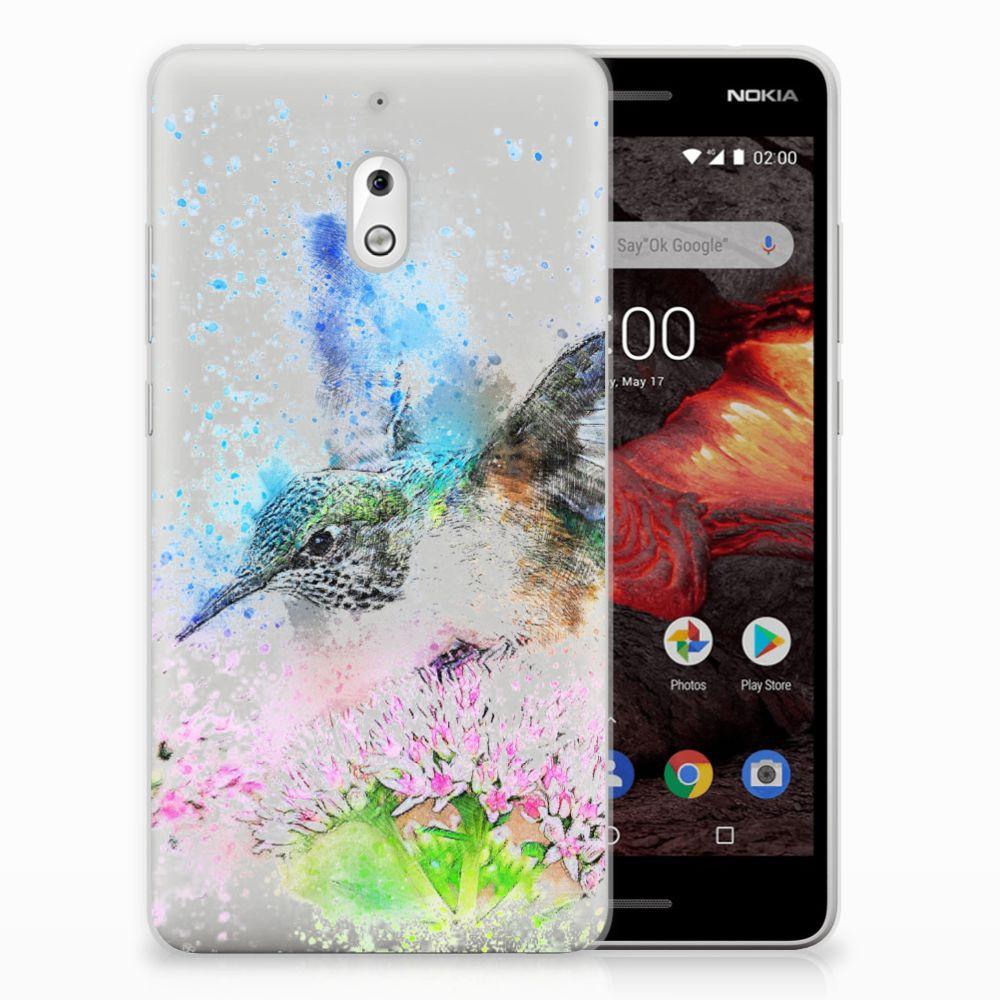 Hoesje maken Nokia 2.1 (2018) Vogel