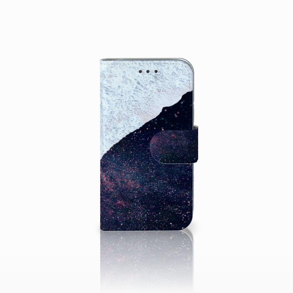 Samsung Galaxy Core Prime Bookcase Sea in Space