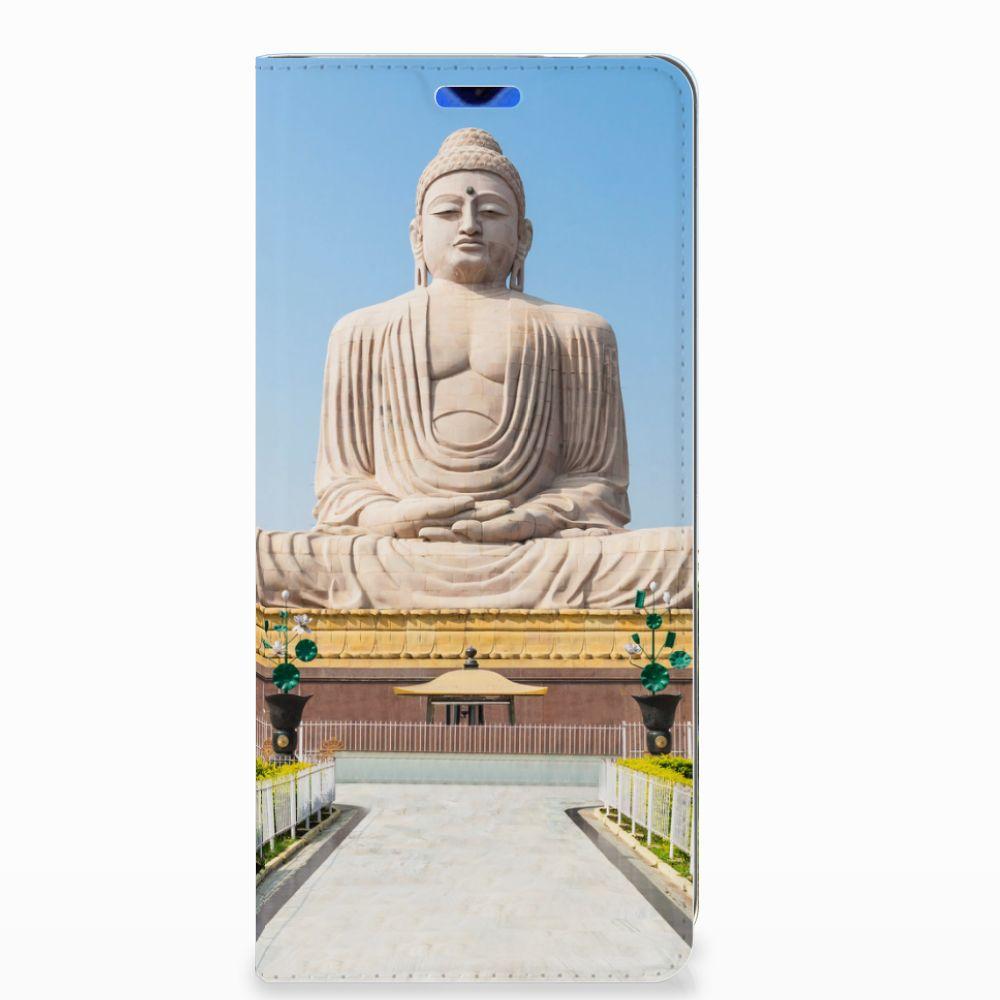 Huawei P30 Pro Book Cover Boeddha