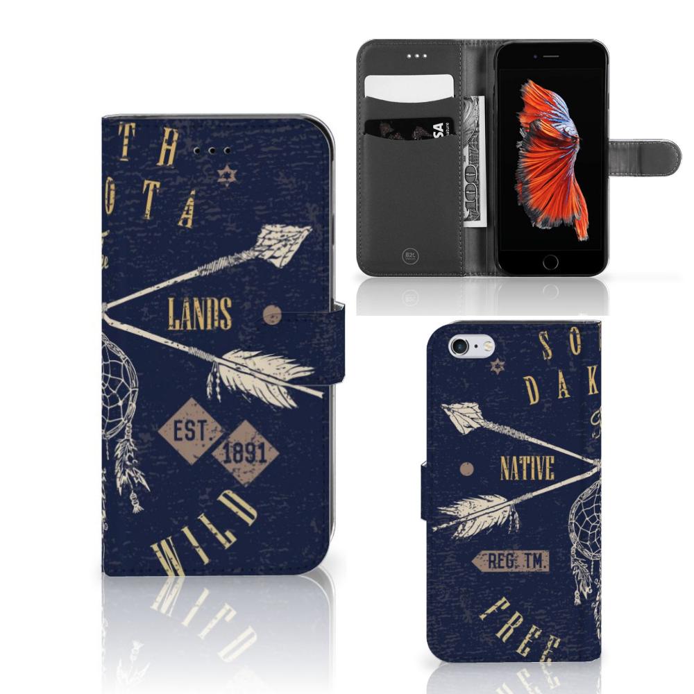 Apple iPhone 6 Plus | 6s Plus Flip Cover South Dakota