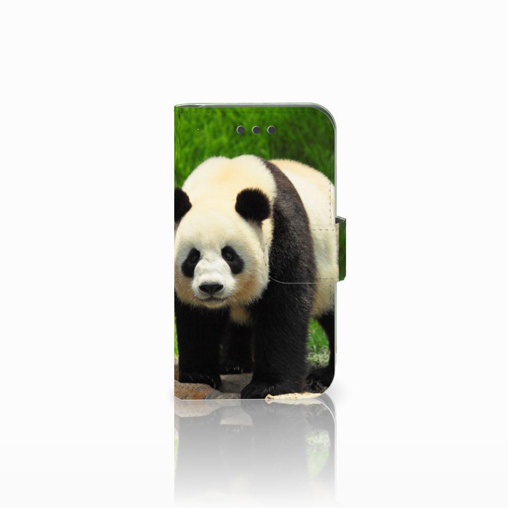 Samsung Galaxy Core 2 Boekhoesje Design Panda