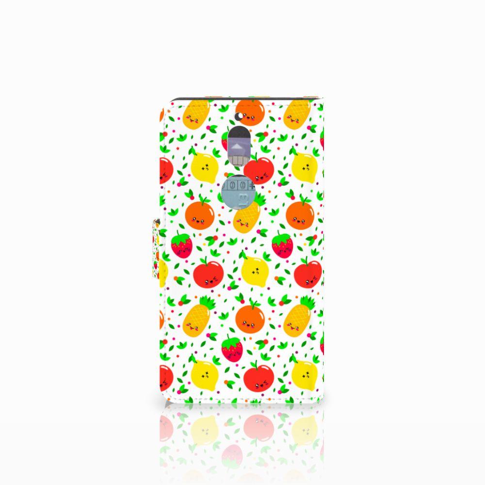 Nokia 7 Book Cover Fruits