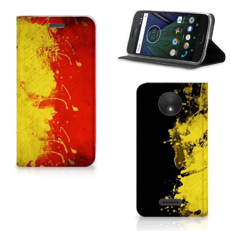 Motorola Moto C Plus Standcase België