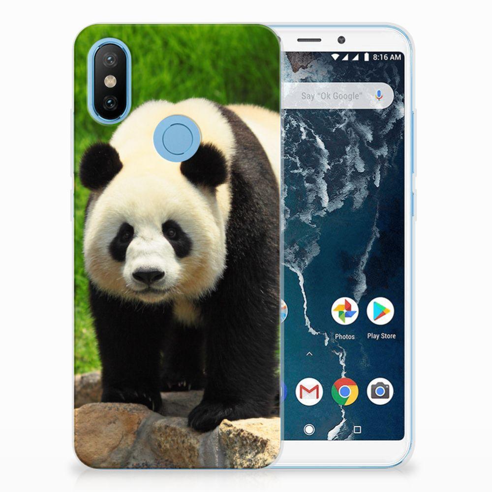 Xiaomi Mi A2 TPU Hoesje Design Panda