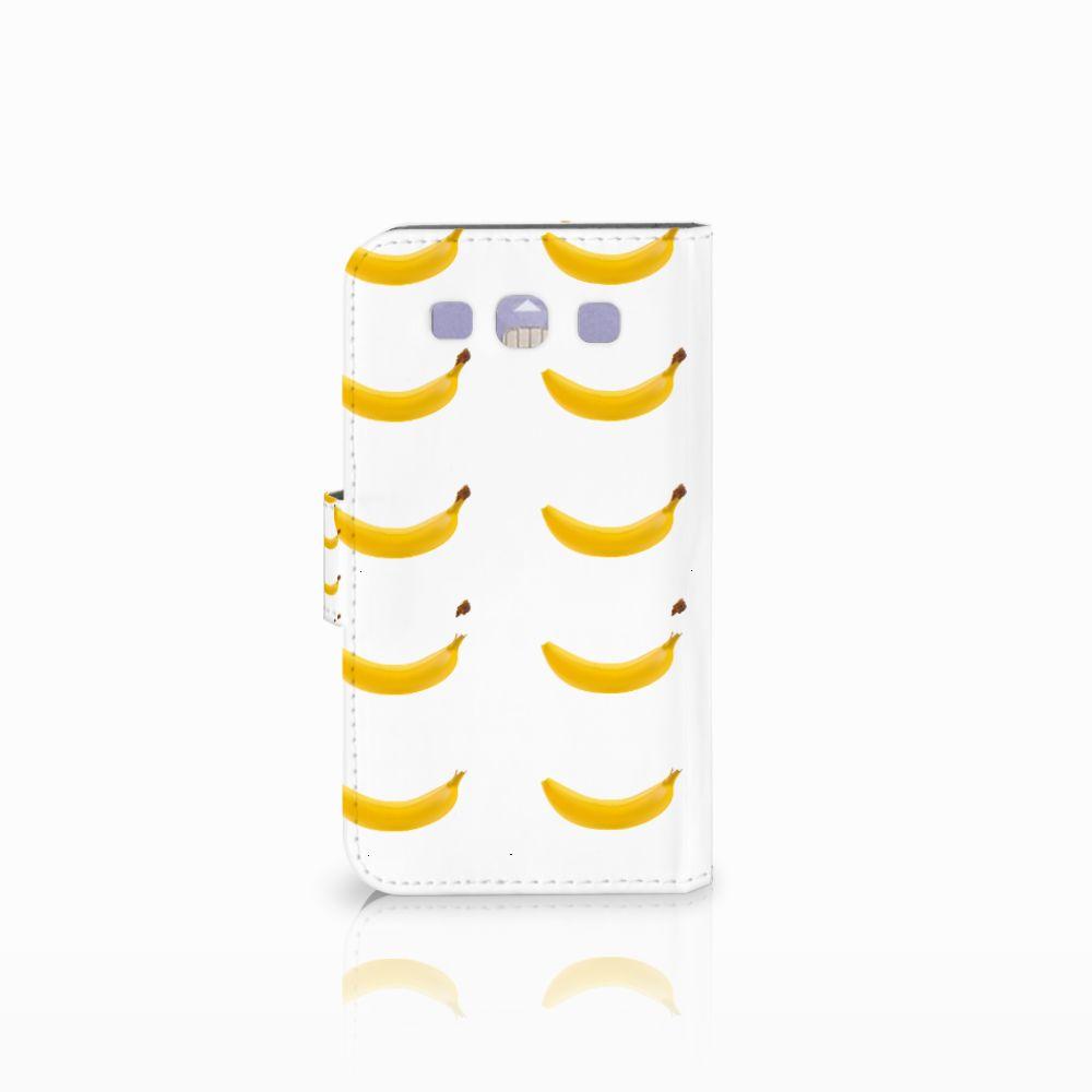 Samsung Galaxy S3 i9300 Book Cover Banana