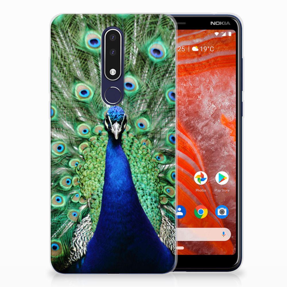 Nokia 3.1 Plus TPU Hoesje Design Pauw