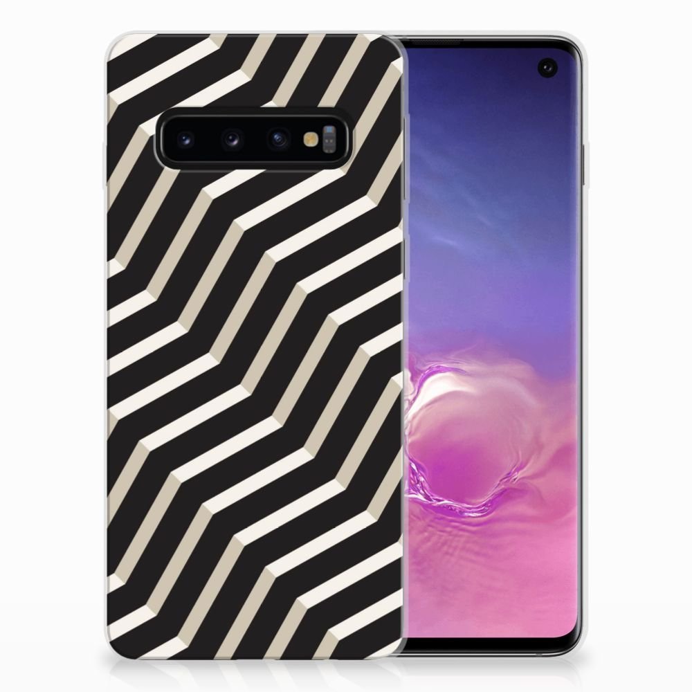 Samsung Galaxy S10 TPU Hoesje Illusion