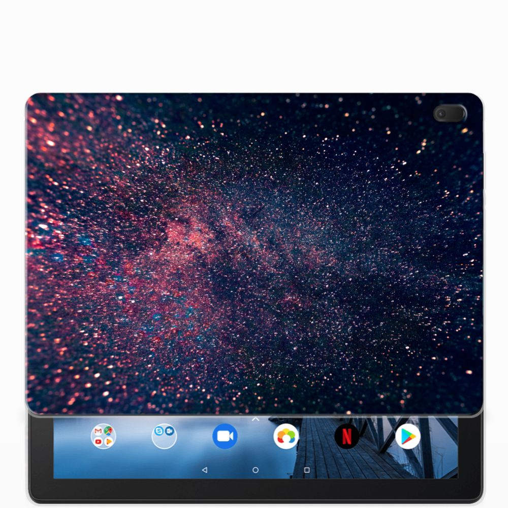 Lenovo Tab E10 Back Cover Stars