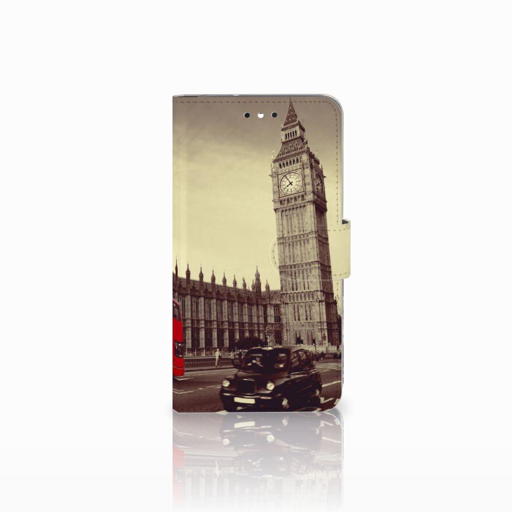 Motorola Moto G4 | G4 Plus Boekhoesje Design Londen