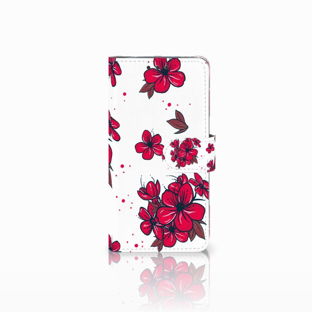 LG G5 Boekhoesje Design Blossom Red