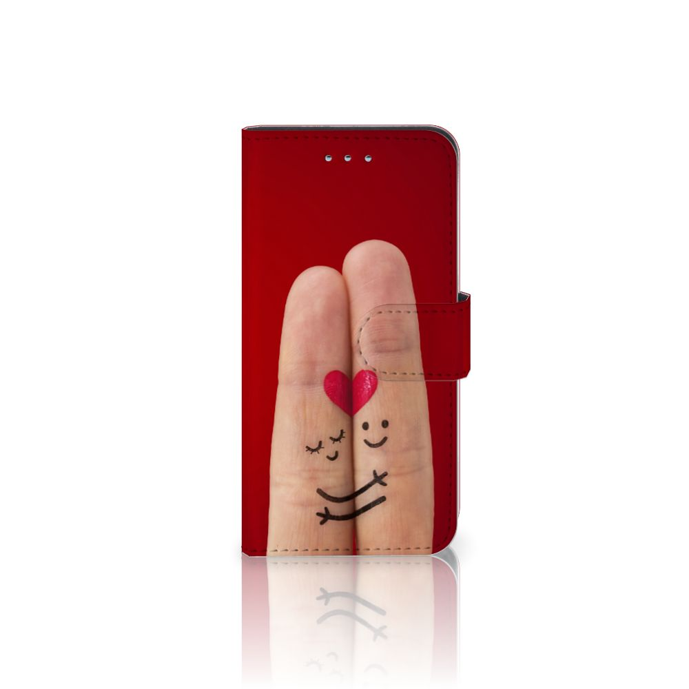 Samsung Galaxy S6 | S6 Duos Uniek Boekhoesje Liefde