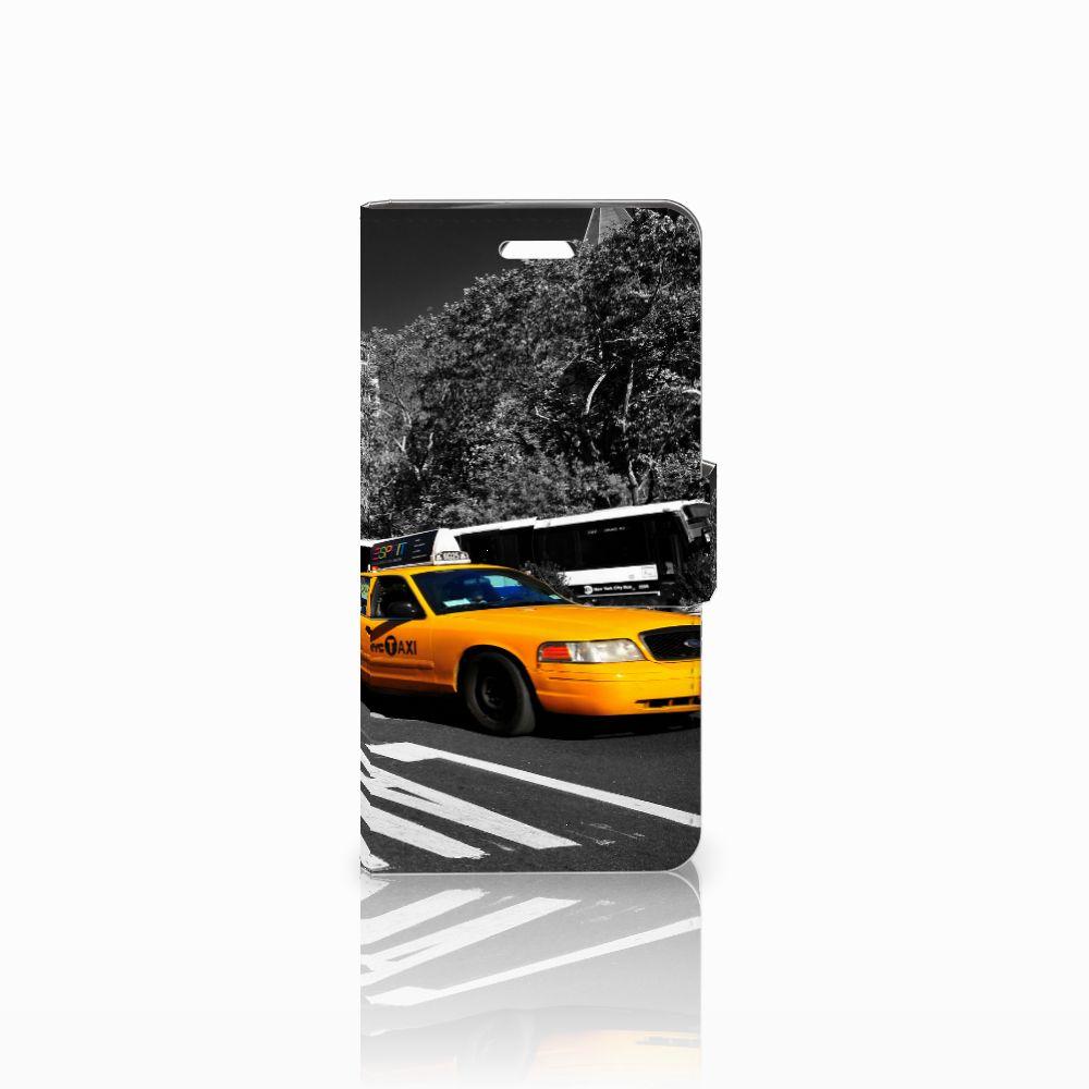 Tri-Fold Stand Case ASUS Google Nexus 7 II (2013) Roze