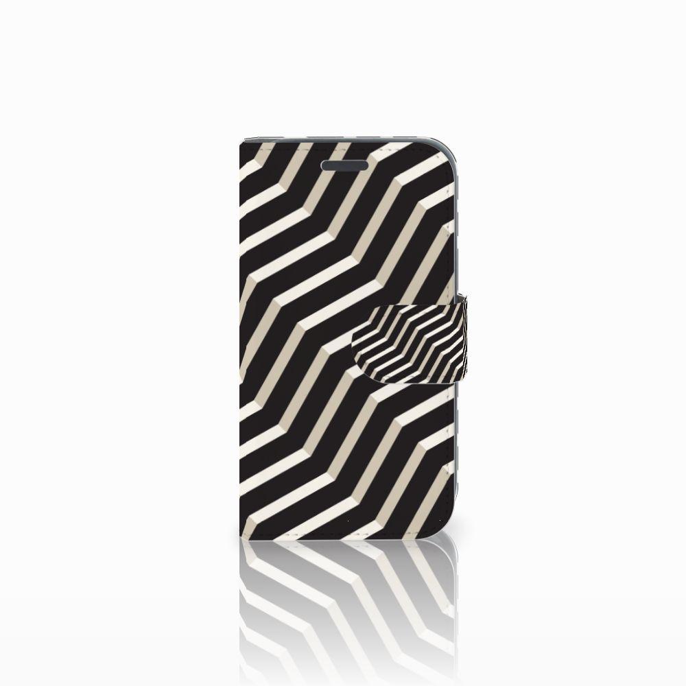 Samsung Galaxy J1 2016 Bookcase Illusion