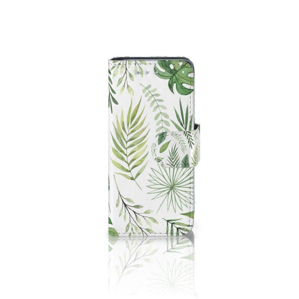 Samsung Galaxy S4 Mini i9190 Hoesje Leaves