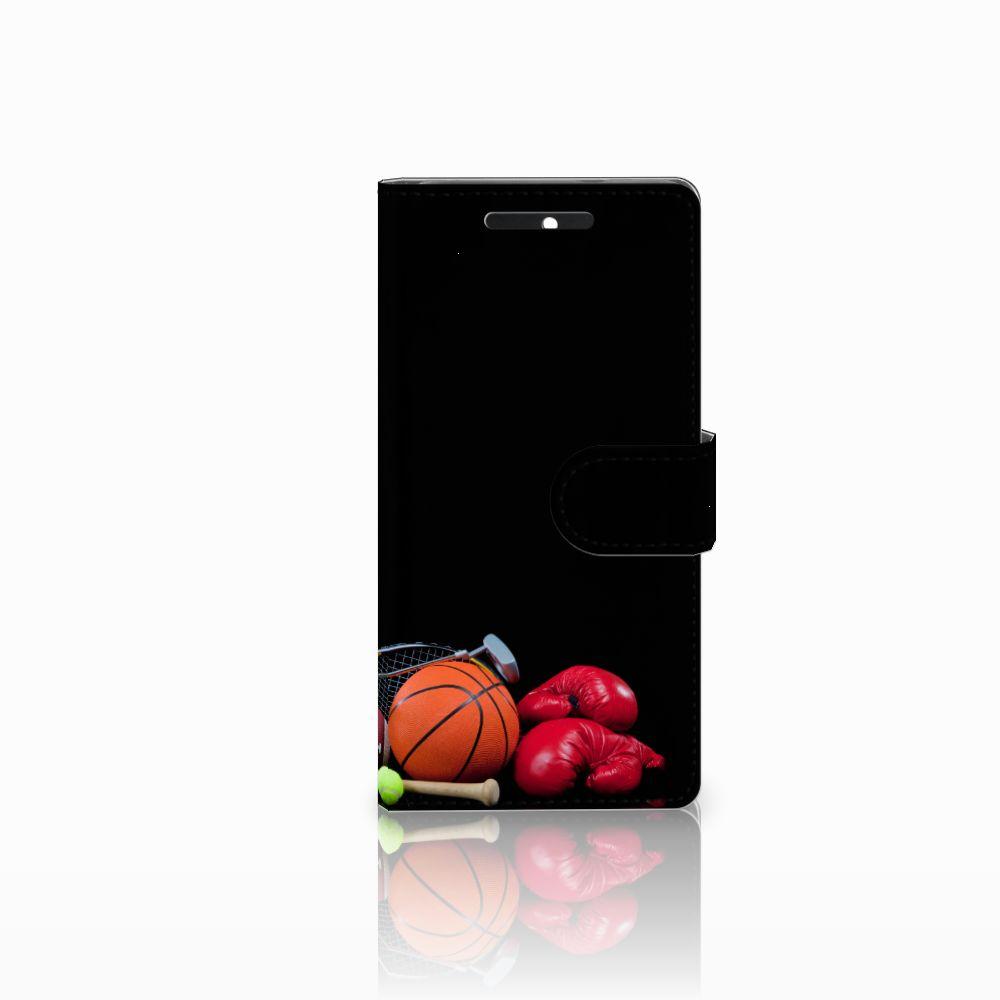 HTC Desire 628 Boekhoesje Design Sports
