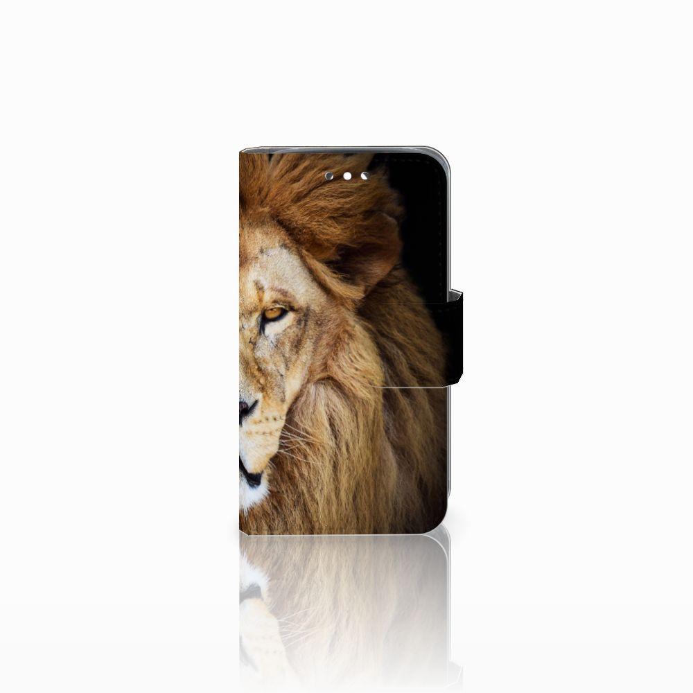 Huawei Y360 Boekhoesje Design Leeuw