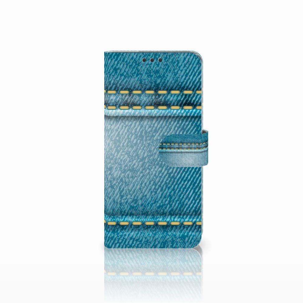 Sony Xperia Z5 Premium Boekhoesje Design Jeans