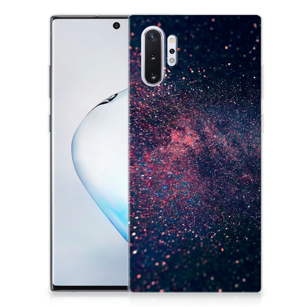 Samsung Galaxy Note 10 Plus TPU Hoesje Stars