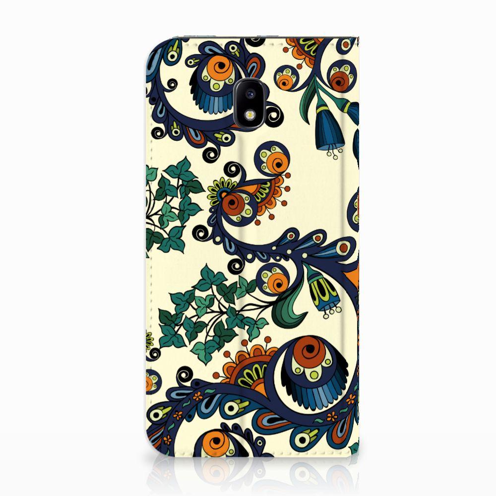 Telefoon Hoesje Samsung Galaxy J5 2017 Barok Flower