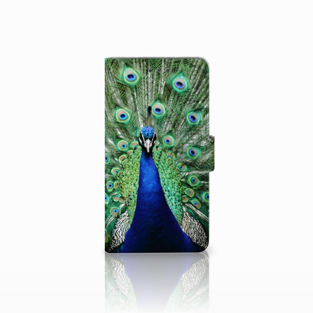 Huawei Honor 5X Boekhoesje Design Pauw