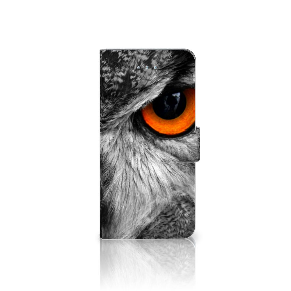 Honor 4A | Y6 Boekhoesje Design Uil