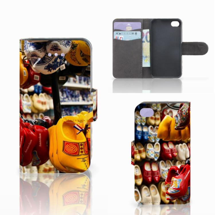 Apple iPhone 4 | 4S Flip Cover Klompen