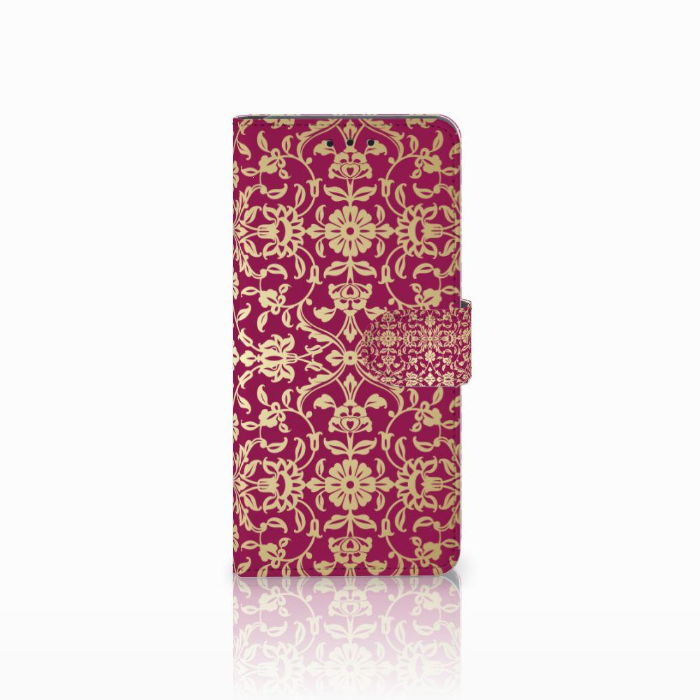 Wallet Case Huawei Mate 20 Pro Barok Pink