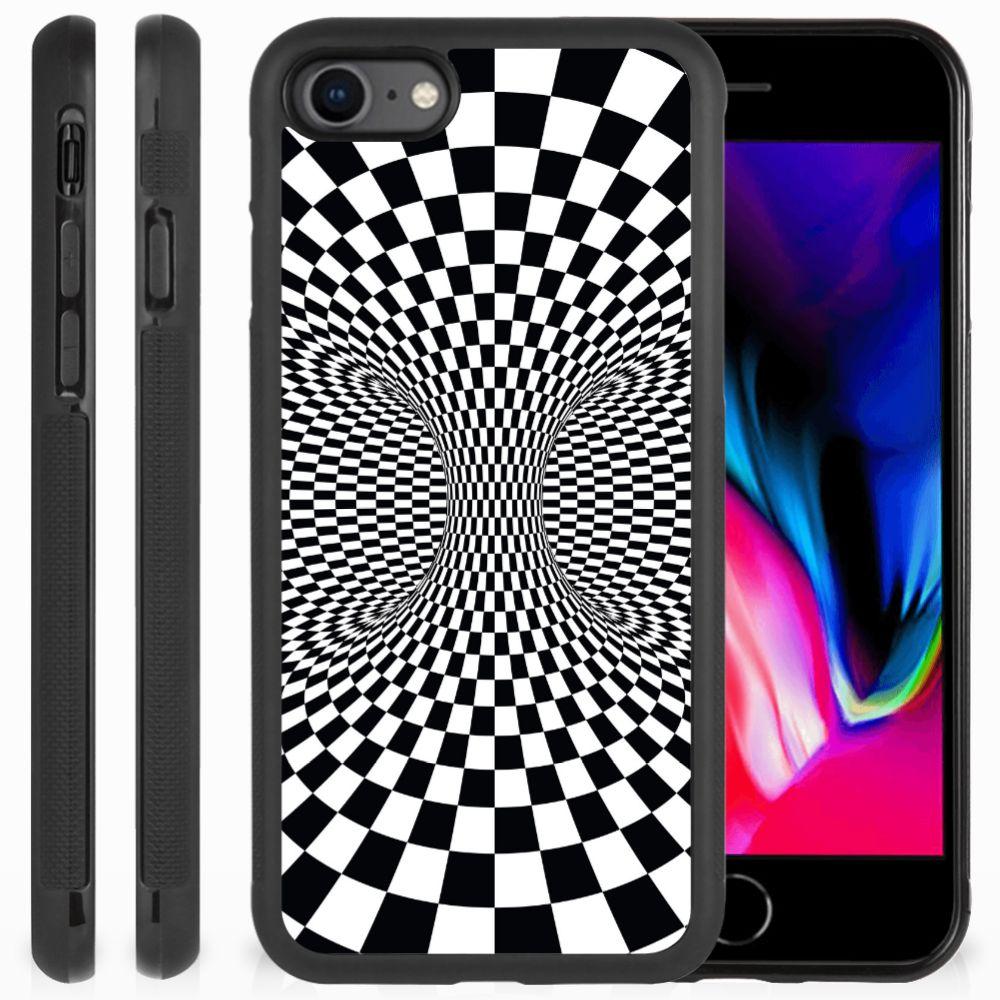 Apple iPhone 7 | 8 Grip Case Illusie