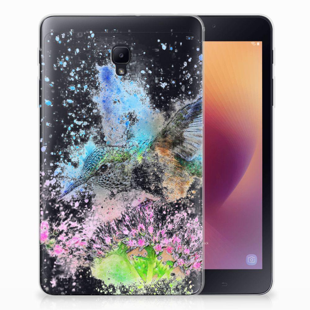 Samsung Galaxy Tab A 8.0 (2017) Tablethoesje Design Vogel
