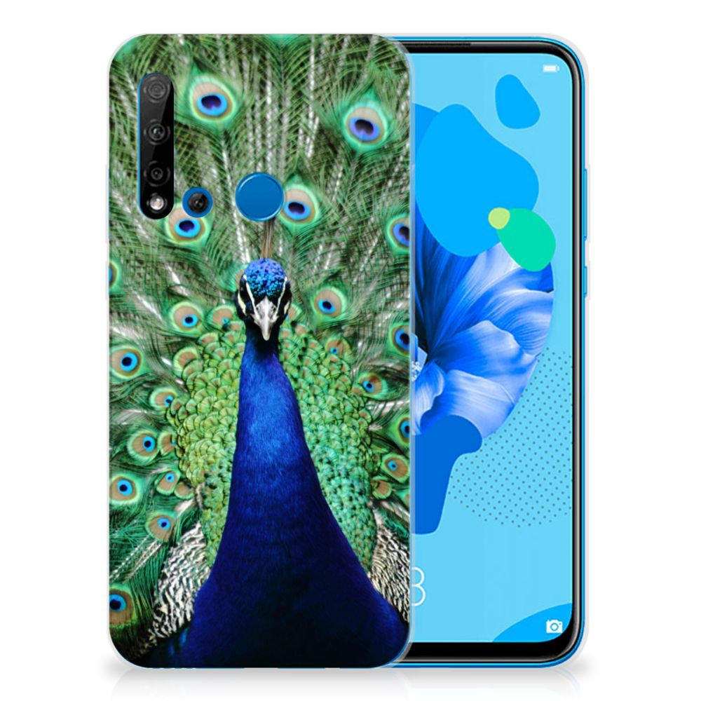 Huawei P20 Lite (2019) TPU Hoesje Pauw